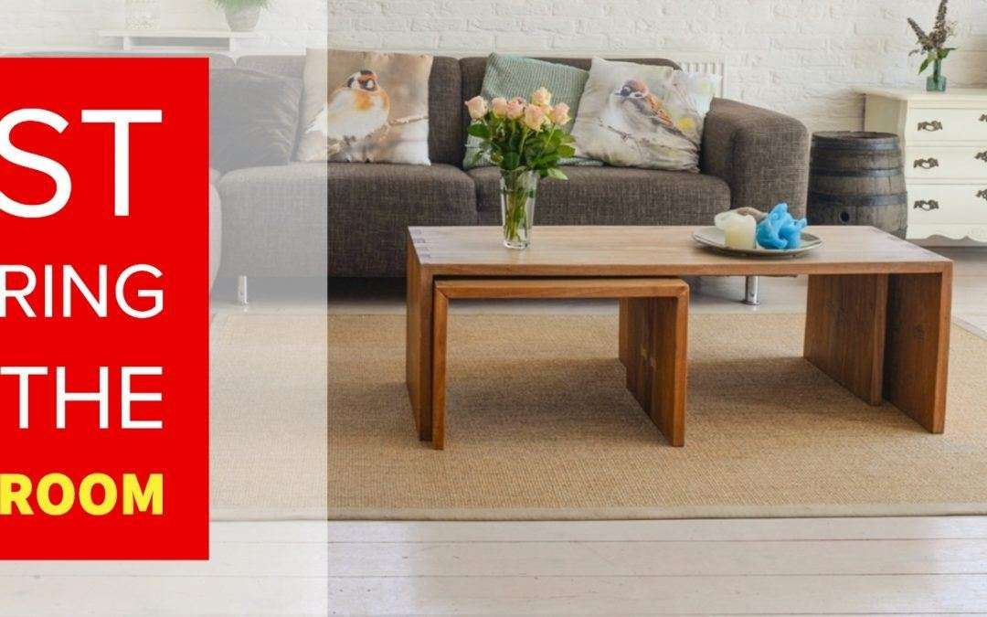 The Best Flooring For The Living Room
